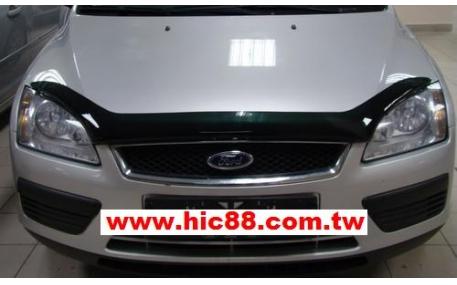 Дефлектор капота Ford Focus MK2