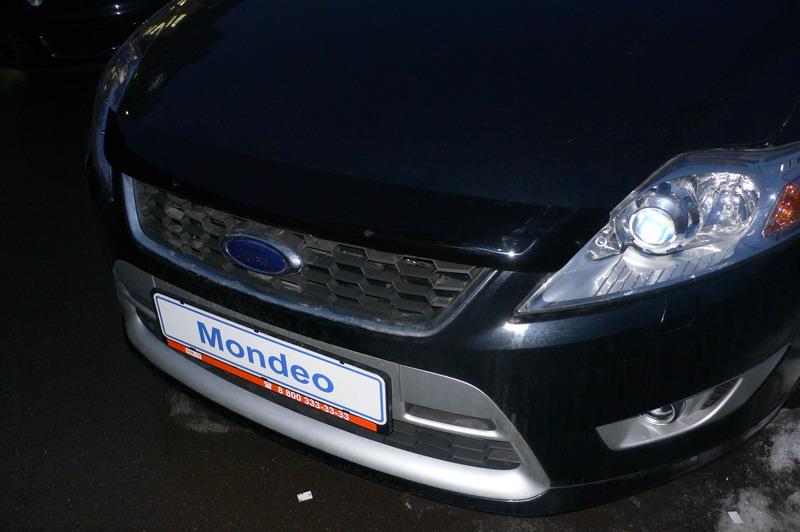 дефлектор капота ford mondeo 2011