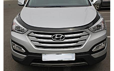 Дефлектор капота Hyundai Santa Fe