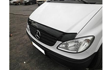 Дефлектор капота Mercedes Vito W639