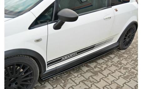Пороги Fiat Grande Punto