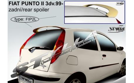 Спойлер Fiat Punto II
