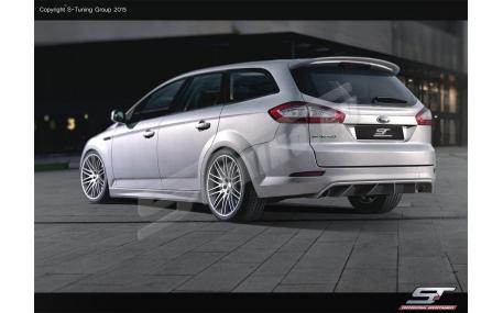Накладка задняя Ford Mondeo MK4