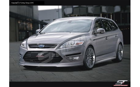Пороги Ford Mondeo MK4
