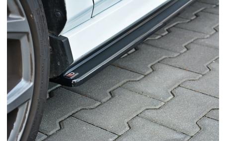 Пороги Ford Fiesta