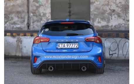 Накладка задняя Ford Focus MK4
