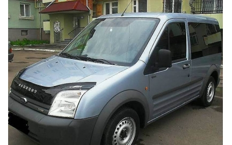 Дефлектор капота Ford Connect
