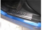 Накладки на пороги Chevrolet Aveo T250