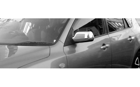 Хром накладки Mazda