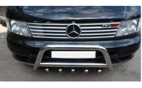 Хром накладки Mercedes Vito W638