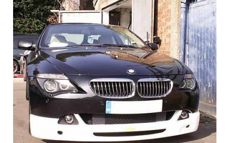 Накладка передняя BMW E63