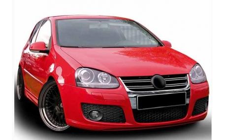 Бампер передний Volkswagen Golf 5