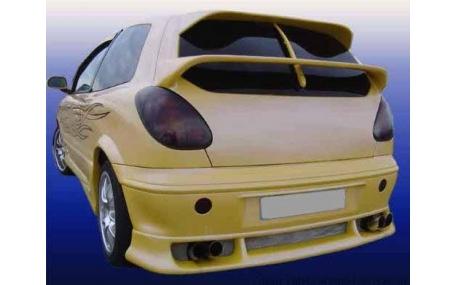 Накладка задняя Fiat Bravo