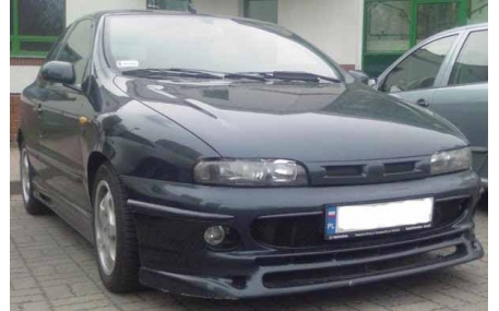 Накладка передняя Fiat Bravo