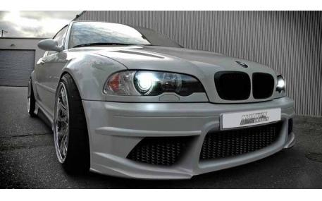 Бампер передний BMW E46