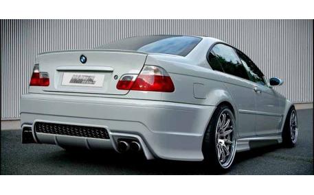 Бампер задний BMW E46
