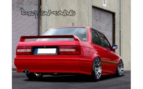 Бампер задний BMW E30