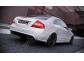 Бампер задний Mercedes CLK-class W209