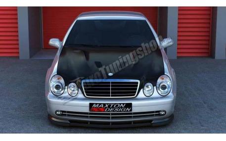 Капот Mercedes CLK-class W208