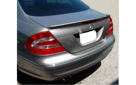 Спойлер Mercedes CLK-class W209