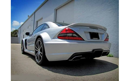 Спойлер Mercedes SL-class R230