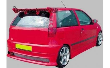 Накладка задняя Fiat Punto