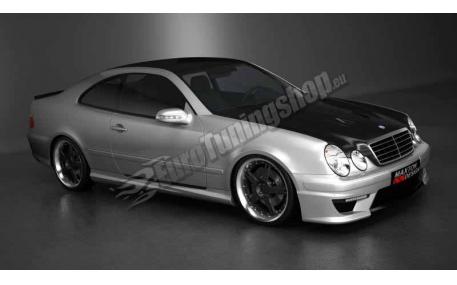 Пороги Mercedes CLK-class W208