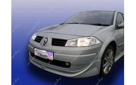 Накладка передняя Renault Megane