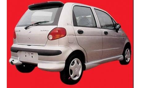 Накладка задняя Daewoo Matiz