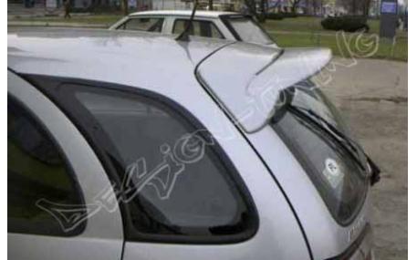 Спойлер Nissan Almera