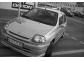 Накладка передняя Renault Clio
