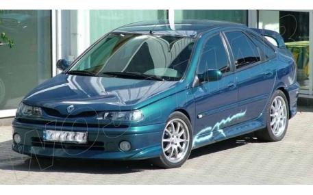 Накладка передняя Renault Laguna