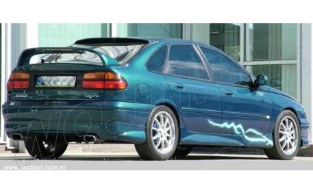 Накладка задняя Renault Laguna