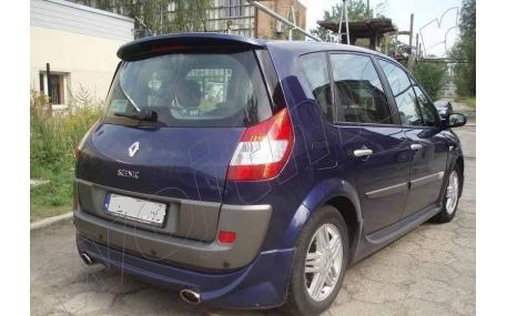 Накладка задняя Renault Scenic