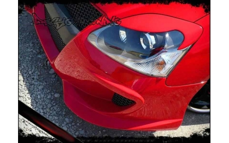 Ресницы Honda Civic