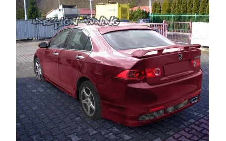Накладка задняя Honda Accord