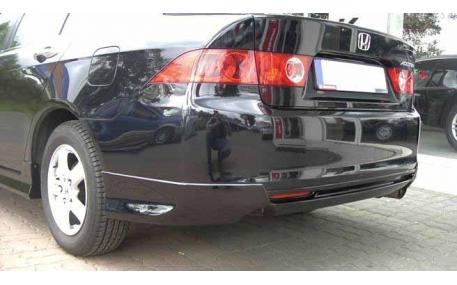 Накладка задняя Honda Accord