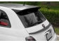 Спойлер Fiat 500