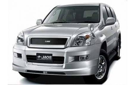 Комплект обвеса Toyota Land Cruiser Prado 120