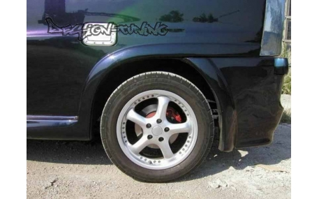 Арки Mercedes Vito W638
