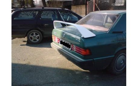 Спойлер Mercedes C-class W201