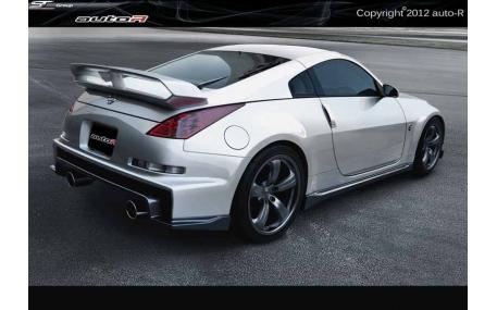 Спойлер Nissan 350Z