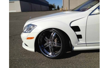 Крылья Mercedes S-class W221