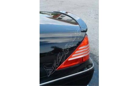Спойлер Mercedes CL-class C215