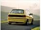 Накладка задняя Opel Astra F