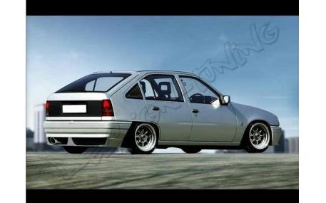 Накладка задняя Opel Kadet E