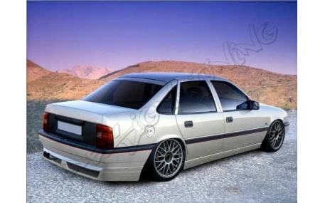 Накладка задняя Opel Vectra A