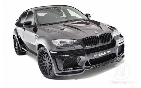 Комплект обвеса BMW X6M