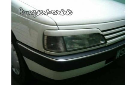 Ресницы Peugeot 405