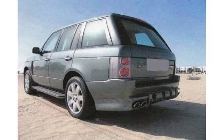 Бампер задний Range Rover